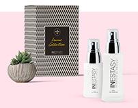 Inestasy | Logo Restyling & Brand Identity