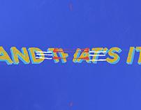 Cel Animation Logo - VH