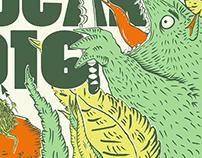 GSA gig poster