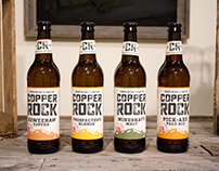 Copper Rock Brewery & Taproom