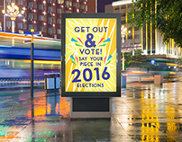 Get Out & Vote Campaign