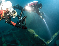 VIDEO: Wreck Diving