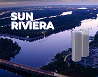 Sun Riviera - AERIAL 360° | NIGHT VIDEOGRAPHY