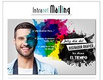 EL TIEMPO: Intranet Mailing