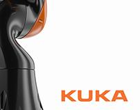 3D model KUKA Roboter
