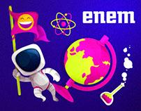 ENEM 2015 - Cadernos Especiais do A TARDE