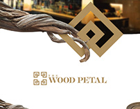 The Wood Petal - Restaurant Branding