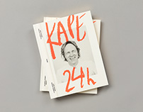 Kape 24 h Cook Book