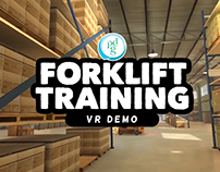 Virtual Reality Forklift Training