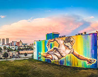 The Biggest Mural in Houston
