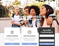 Campus Advocate Website (UI/UX)