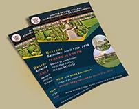 Educational Flyer Design