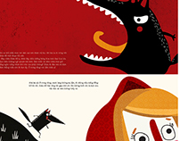 The red riding hood cover book