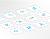 Nextup Icons Design