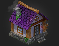 Casual house