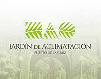 Jardín de Aclimatación - Brand Identity Design