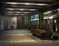 Examples of locations for games in the style of hidden