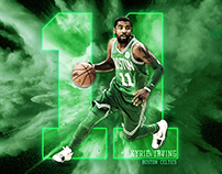 2 wallpapers for Kyrie Irving