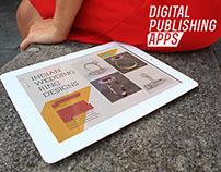 Adobe Digital Publishing Apps