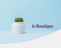 """""""Le-le-le Boutique"""" TVC Campaign"""