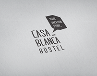 Casablanca Hostel Zagreb - Visual Identity