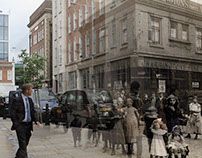 Walking Past: Spitalfields 1912–2012