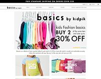 Kipik Basics Coupons