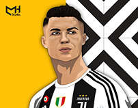 CRISTIANO RONALDO - Welcome to Juventus