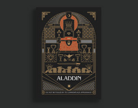 Movie Poster - Aladdin