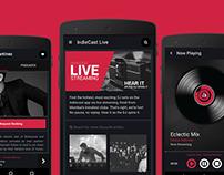 Indiecast Live App