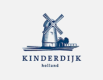 Logo Proposal Kinderdijk Holland
