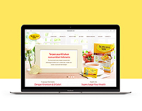 Tropicana Slim Website