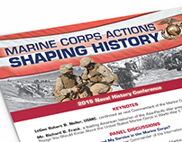 Naval History Conference: Marine Corps