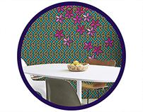 Decolution Wallpaper _ Tropicalia / Meadows