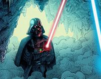 Star Wars (tribute poster)