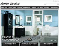 WEB: American Standard Costa Rica