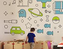 Qualtrics Kids Room