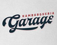 Logo Hamburgueria Garague