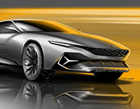 Maci Automotive - crossover concept
