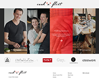 Cook & Flirt - Website - Swiss