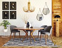 CASABA | DINING ROOM