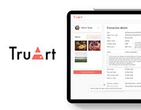 TruArt - Blockchain-based platform