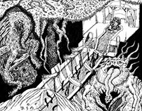 Illustrated Maps for Role-Playing Games