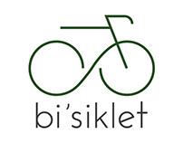 Bi'siklet / Logo and Poster Design