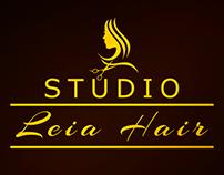 Logo marca Salão de beleza