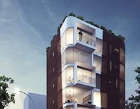 Residential building in Lugano