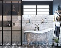 Bathroom Master By A2D