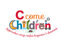 C come Children - image and campaign