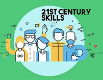 Arc skills infographic film
