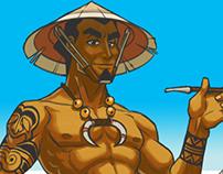 Sunny Samurai